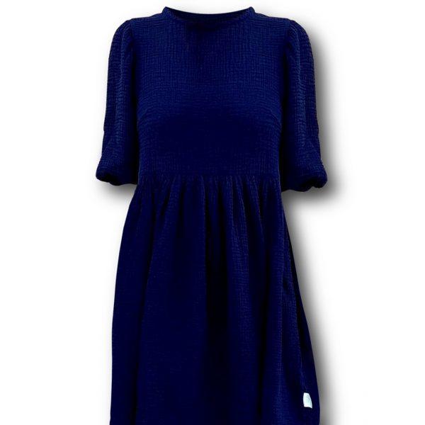 Odfotený produkt - Mušelínové šaty na kojenie Love Colors
