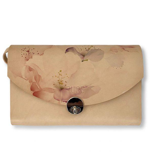 Detail rose multifuknčná kabelka PURE