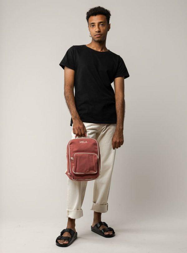 Malý unisex ruksak od udržateľnej značky Melawar