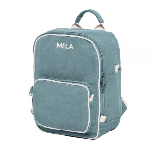 Malý ruksak pre ženy, mužov aj deti od udržateľnej značky Melawear objednáte na SLOVFLOW