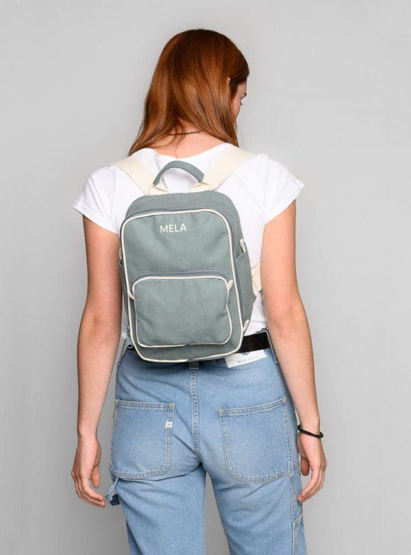 Malý ruksak tyrkysový od značky Melawear