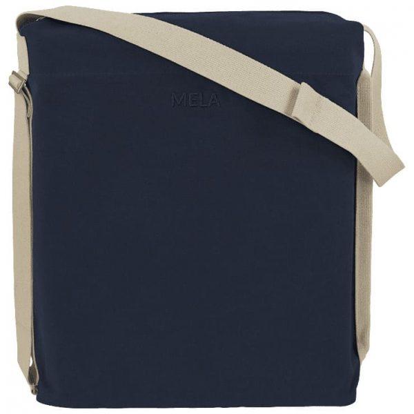 Modrá taška Melawer zozadu