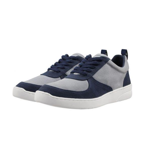 Pánske sneakers modrej farby z certifikovaného textilu objednáte online na SLOVFLOW